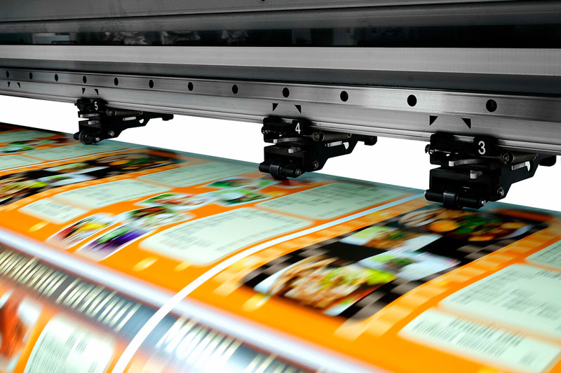 acudir a una imprenta digital