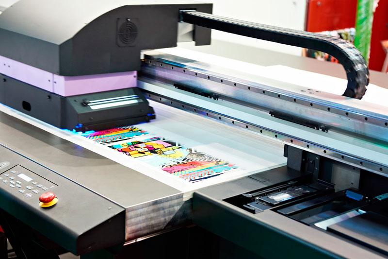 elegir una imprenta digital en Madrid